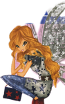 Winx Fairy Couture - Stella Png