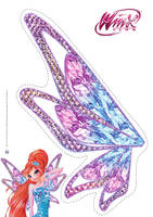 Winx Club Bloom Tynix Wings! by MagicWinx12