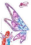 Winx Club Bloom Tynix Wings!