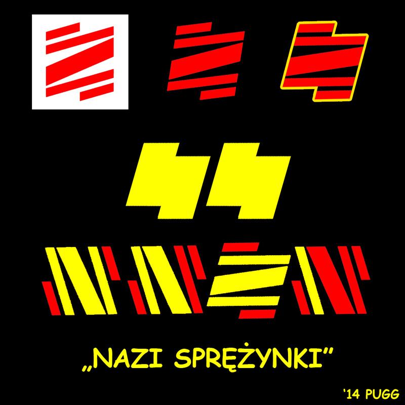 Nazi Sprezynki by Plaugg