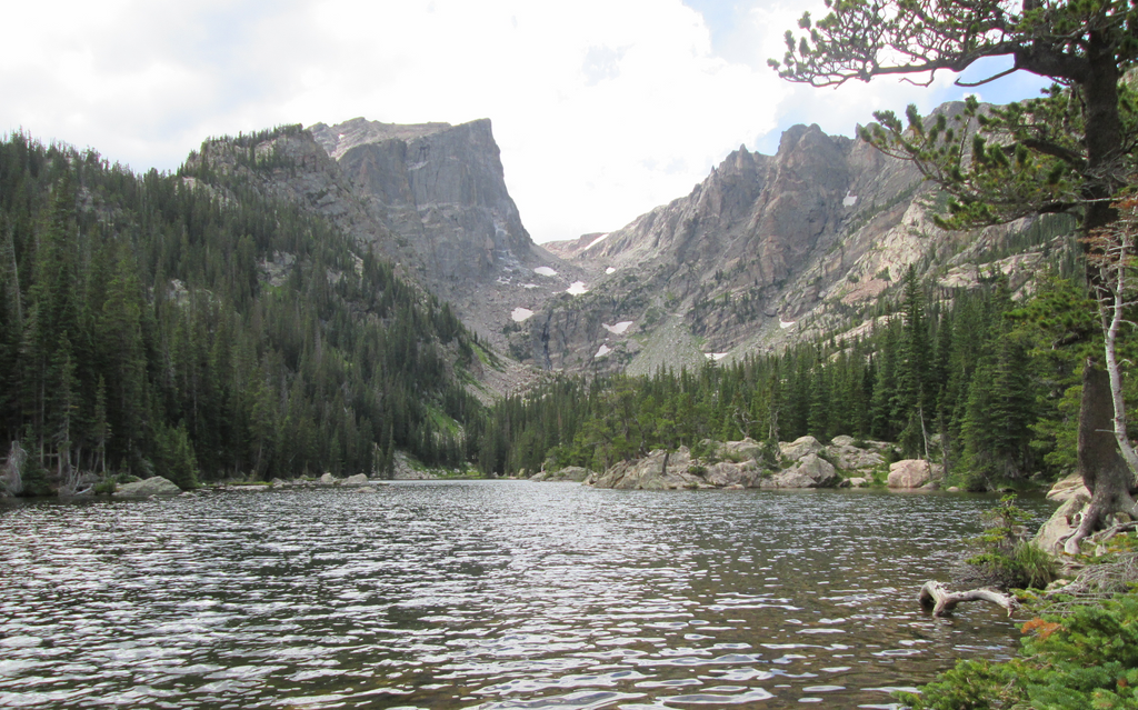 Dream Lake Colorado by PrehistoricEchoes