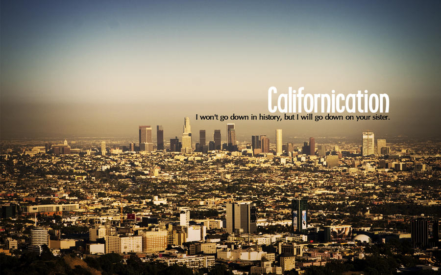 Californication by Wollatozzz
