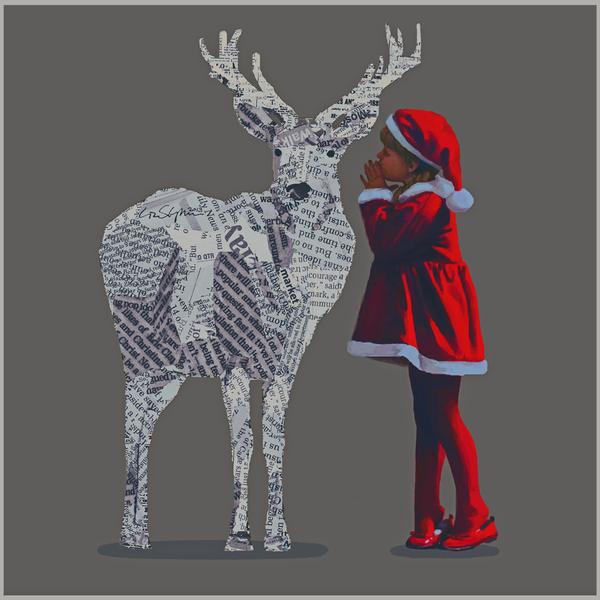 Santa's Secret by lumirah