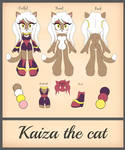 Kaiza the Cat Reference
