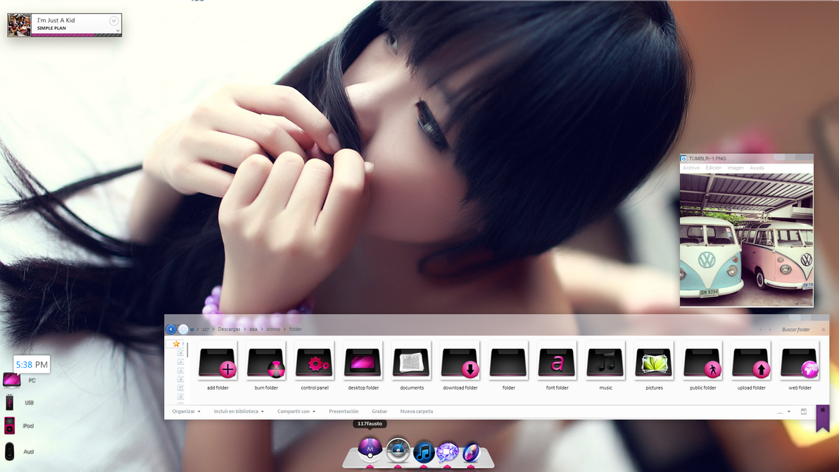 Tema para Windows 7 Stain -2 by 117fausto