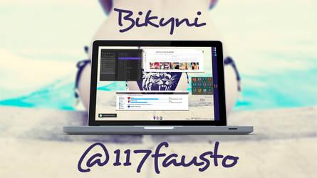 Tema para Windows 7 Bikini by 117fausto