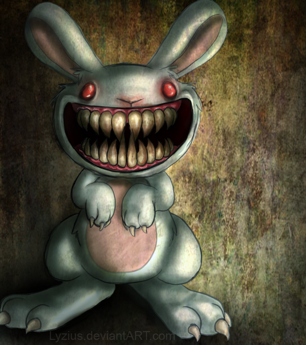 Little Bunny Foo Foo by PlaceboFX on DeviantArt