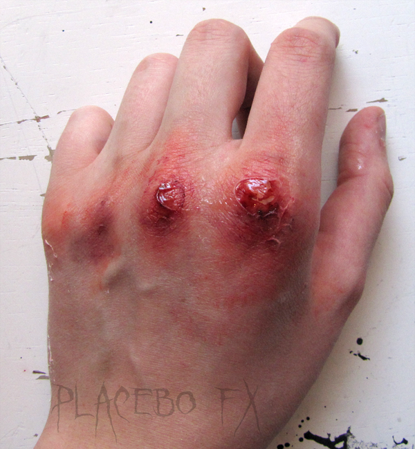 Scraped Knuckles by PlaceboFX