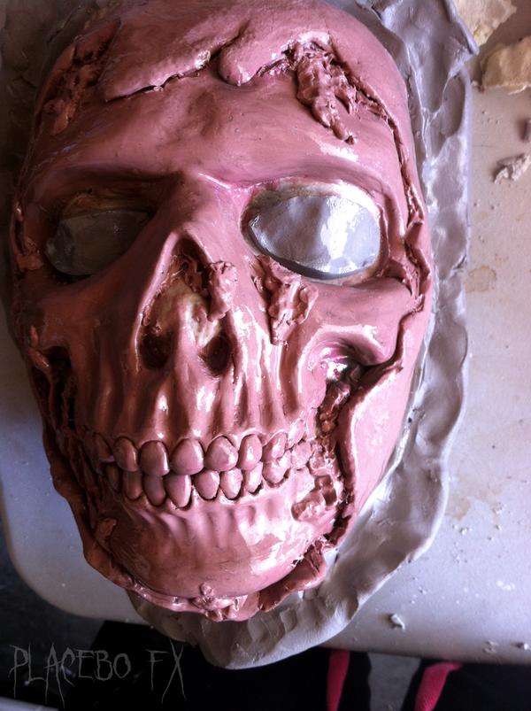Skull Sculpt by PlaceboFX