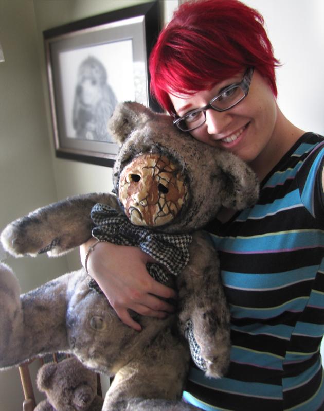 Papa Bear Twisted Teddy by PlaceboFX