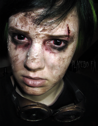 Ash Like Snow by PlaceboFX
