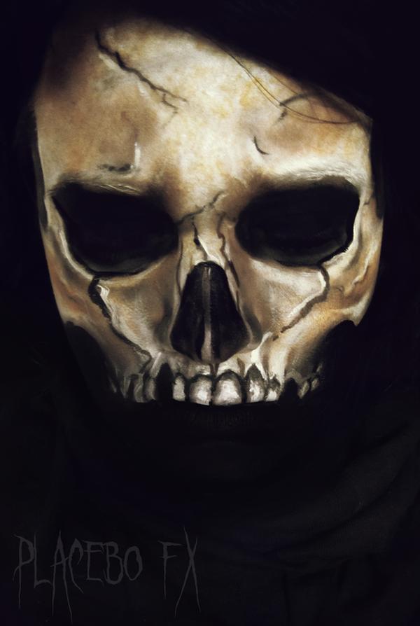 Skull by PlaceboFX