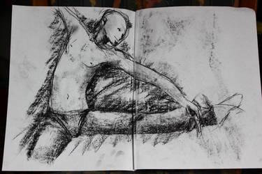 kung fu kick by CP-Art