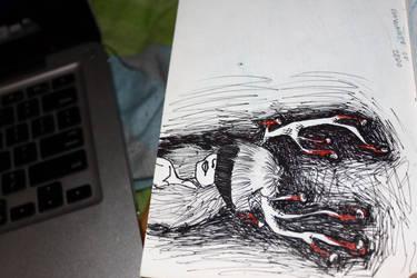 a sketch.