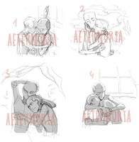 YCH COUPLE AUCTION (CLOSE) by aeternoria