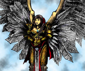 Angel.samba by harseisis
