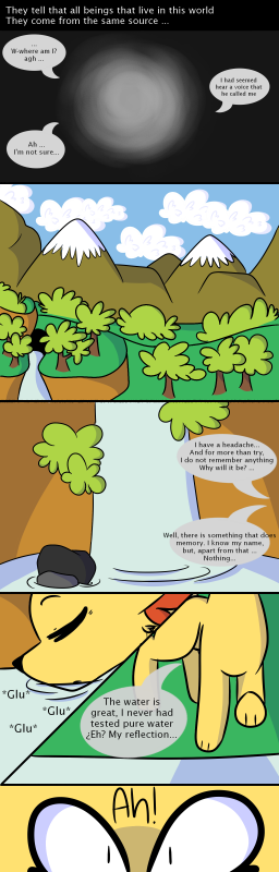 Pokemon super mystery dungeon - page 1 by Kiaza118