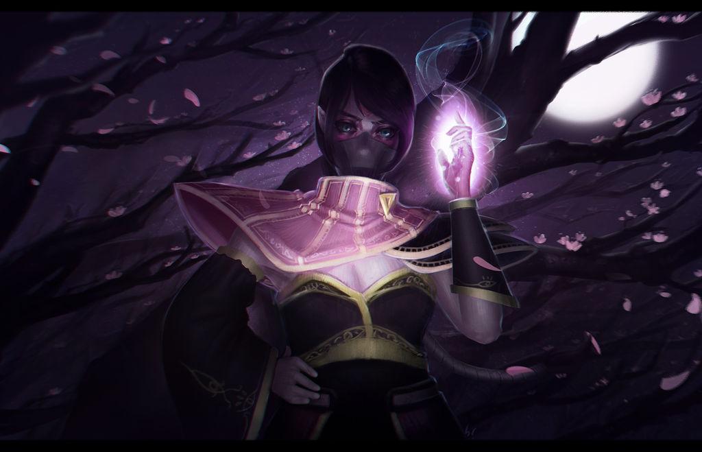 Lanaya the Templar Assassin