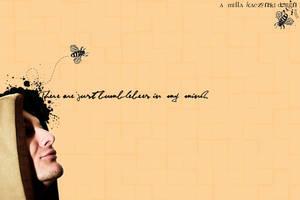 Bumblebees in my mind. by Kaczynski