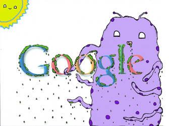 Google 4 Dooglely Monster by HiPanda1