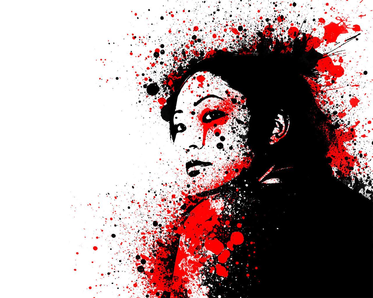 Splatter Ann by evilneil