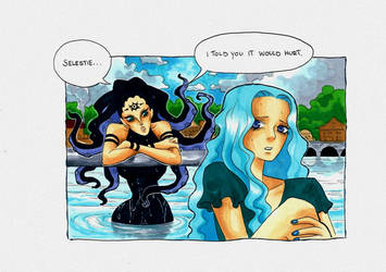One Piece [OCs] - Consequences and side effects by muraene