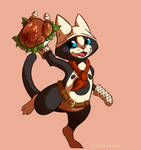 Palico cook