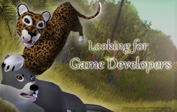 Staff Applications: Looking For Game Developers by PapercutPaps