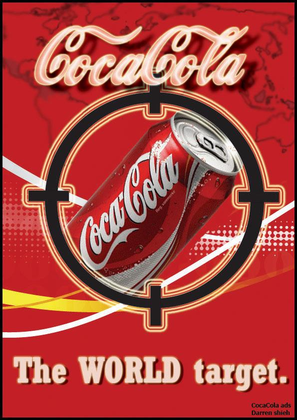 Campaign critique coca cola