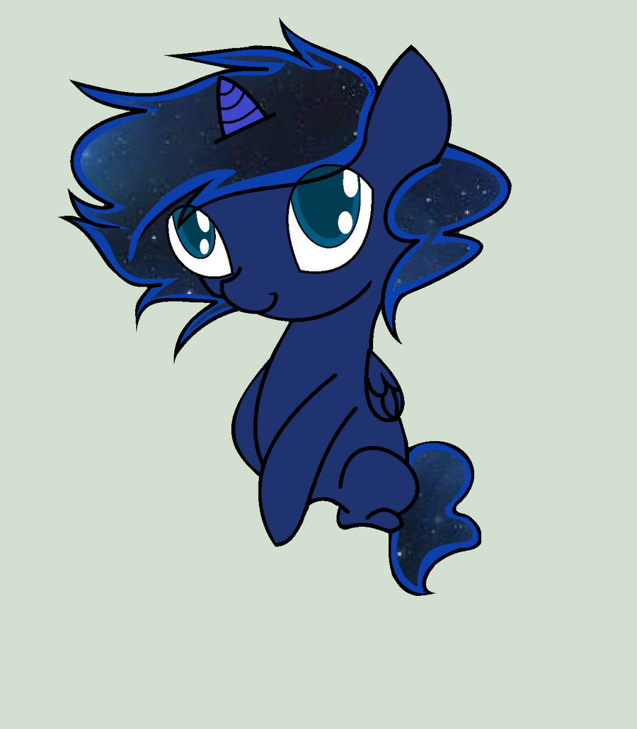 King Sombra and Princess Luna's foal by ModernLisart on ...