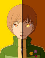 Persona 4 Chie by rjay07