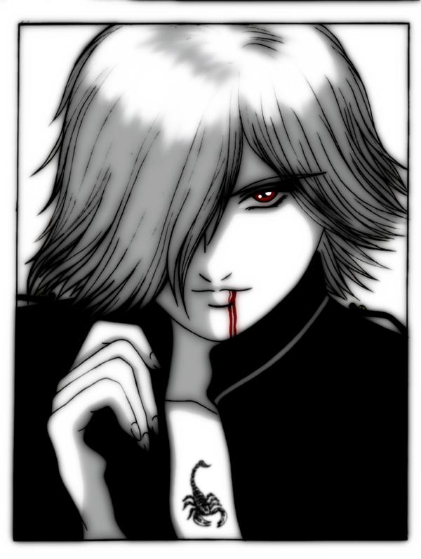 Vampire boy by sadreth on DeviantArt