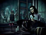 Dark Nights In Rapture...