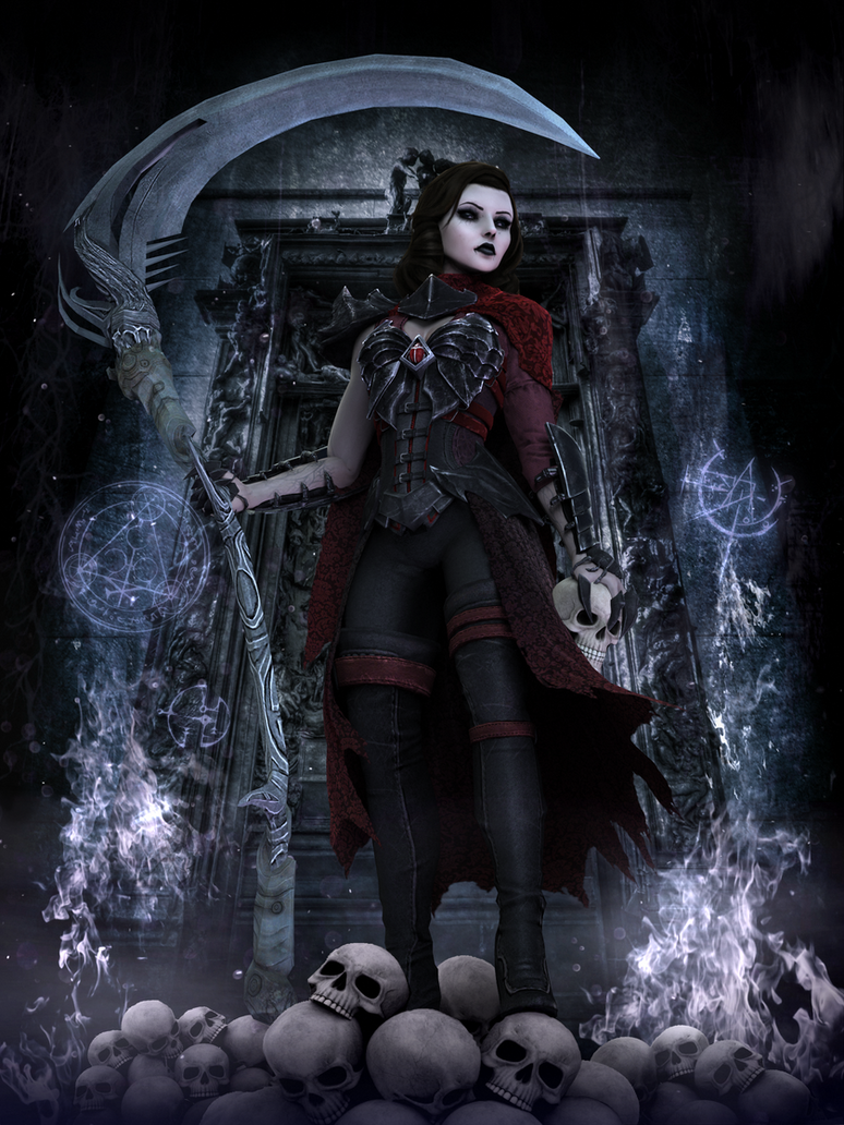 Elizabeth's Inferno by 47612784612784678128