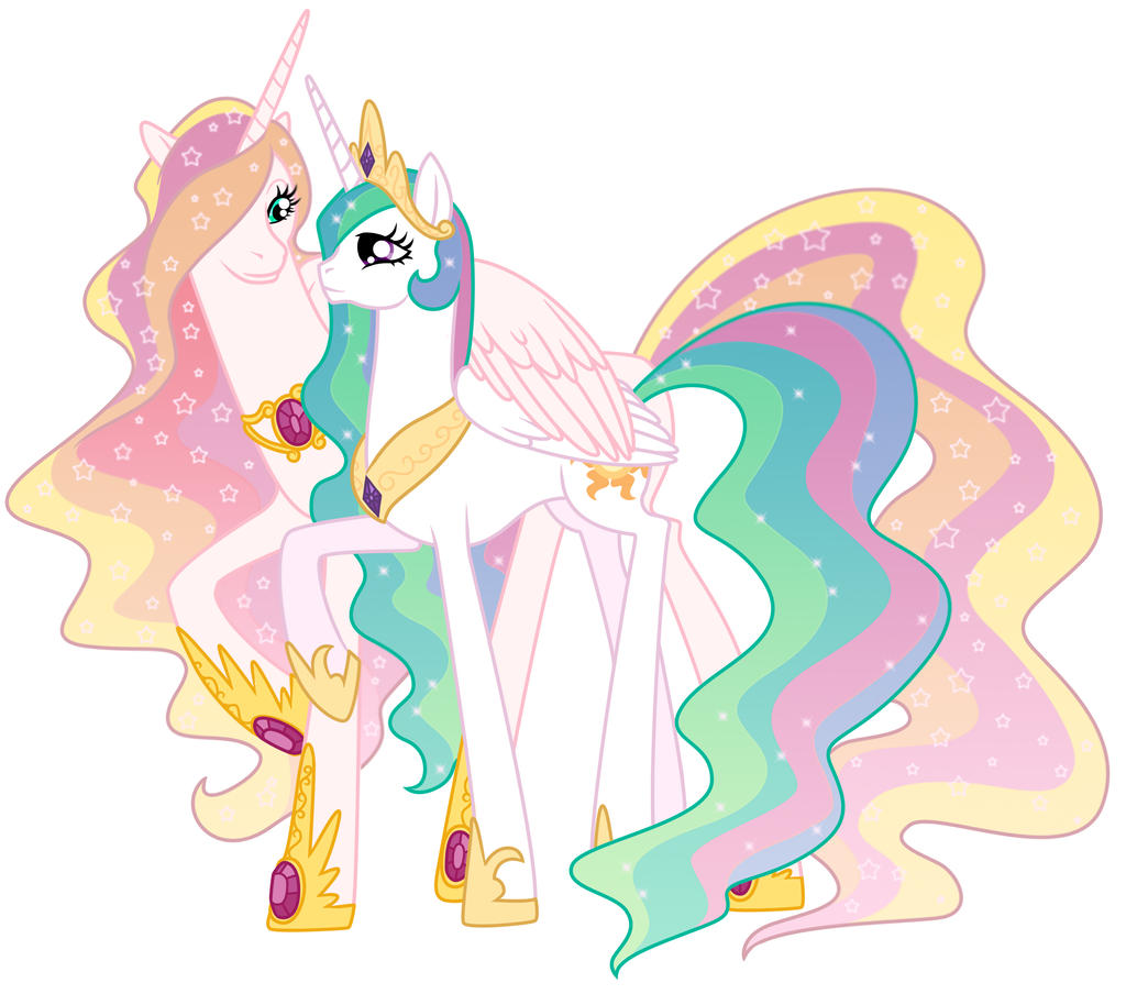 My Little Pony Queen Galaxia Toy