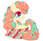 Pony in a Cupcake