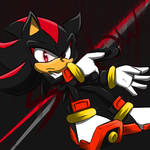 Famous Quotes from Shadow the Hedgehog by Mephiness-Gurrl on