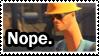 """Nope.avi"" stamp by DrinkerTH"