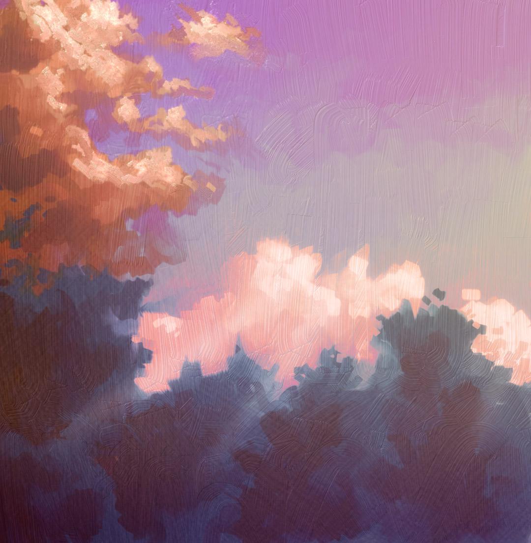 Sky Background By SELONUS