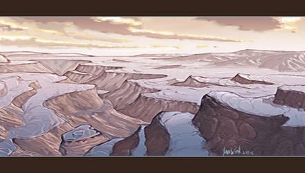 canyon by SELONUS