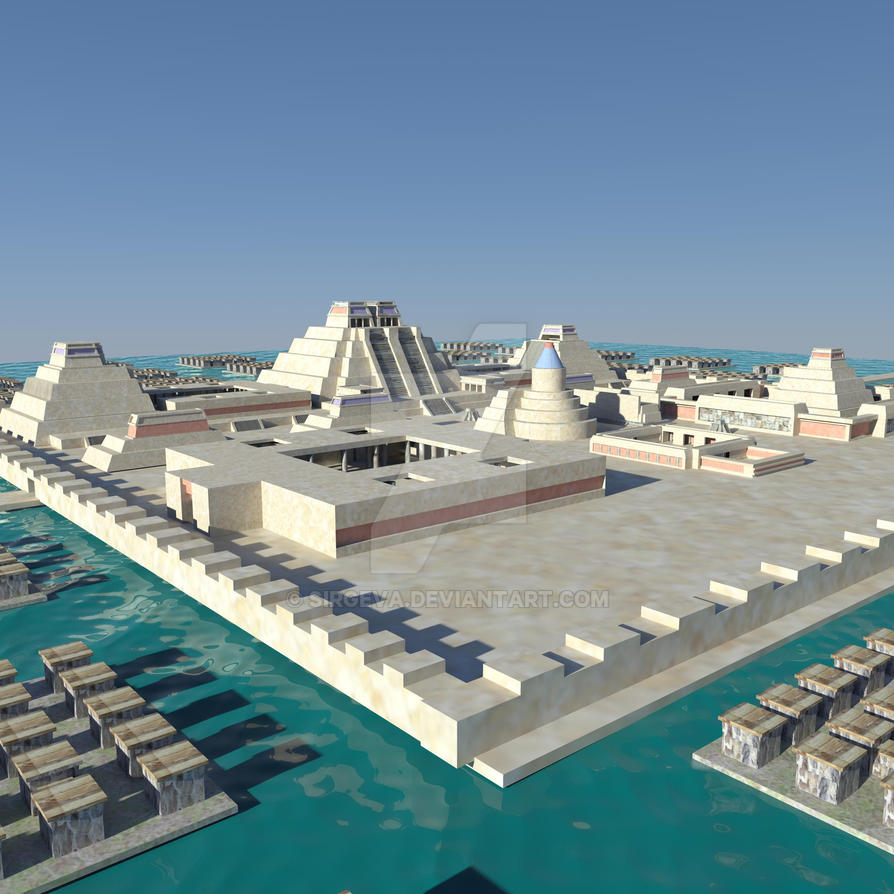 spanish mexico and tenochtitlan Treated like gods, the spanish were welcomed in tenochtitlan, a city whose   the spaniards renamed marina and is known today in mexico as la malinche.