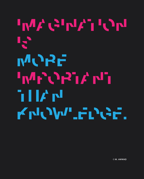 Imagination Is Important by no-preview