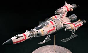 UFO Interceptor Mk.II