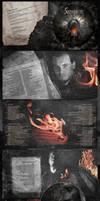 Sinphonicon - Nemesis Ablaze layout