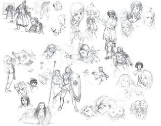 sketch by CKyHC