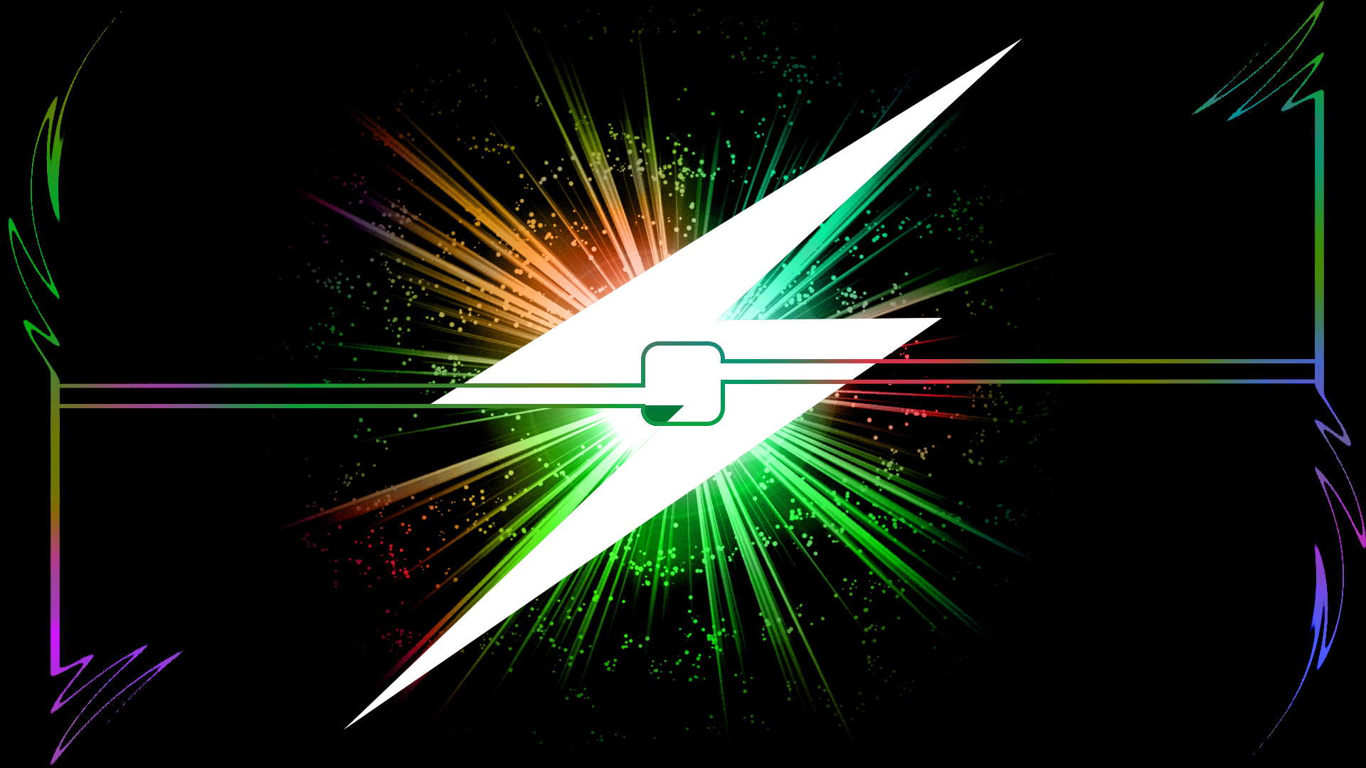 Lightning Bolt Wallpaper V1 0 by