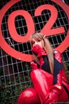 Asuka plugsuit cosplay