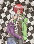 D-Gray-Man: Emoish
