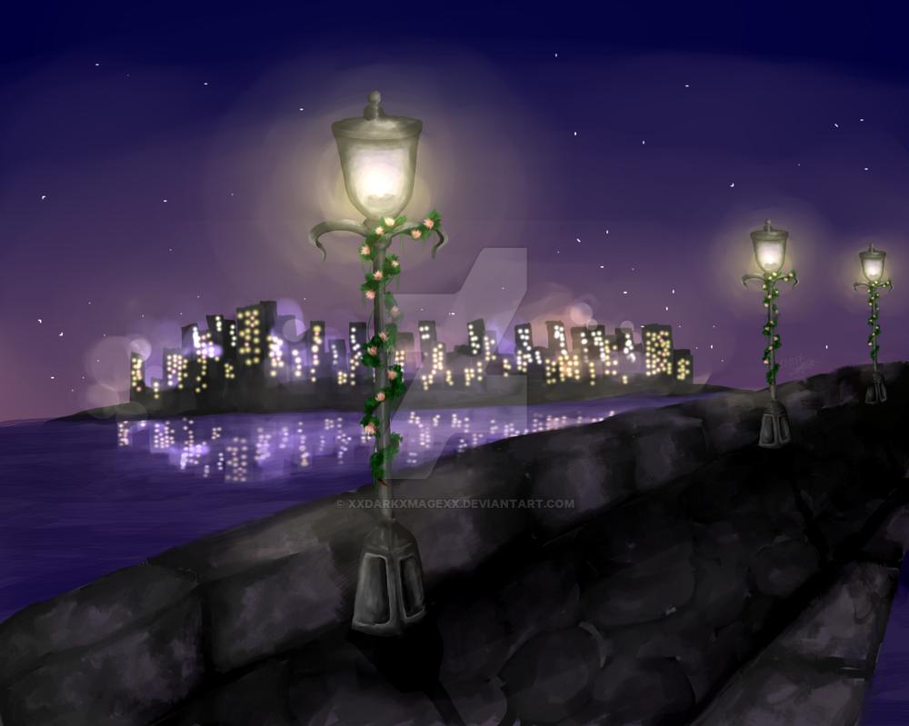 Lanterns by xXdarkXmageXx