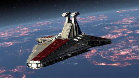 Venator Star Destroyer